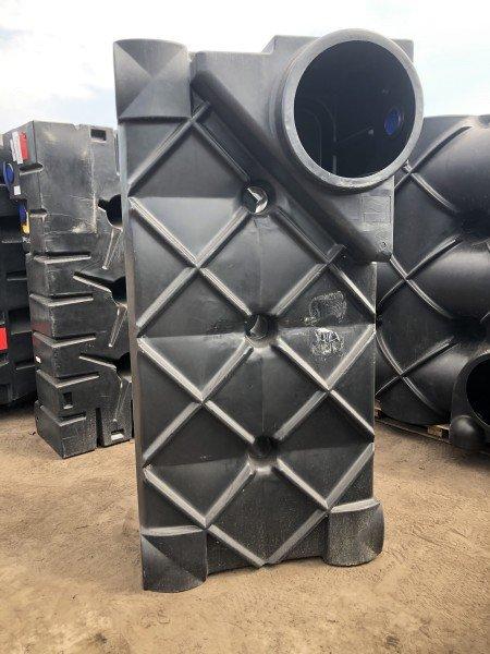 REWATEC F-Line Flachtank 1500 Liter