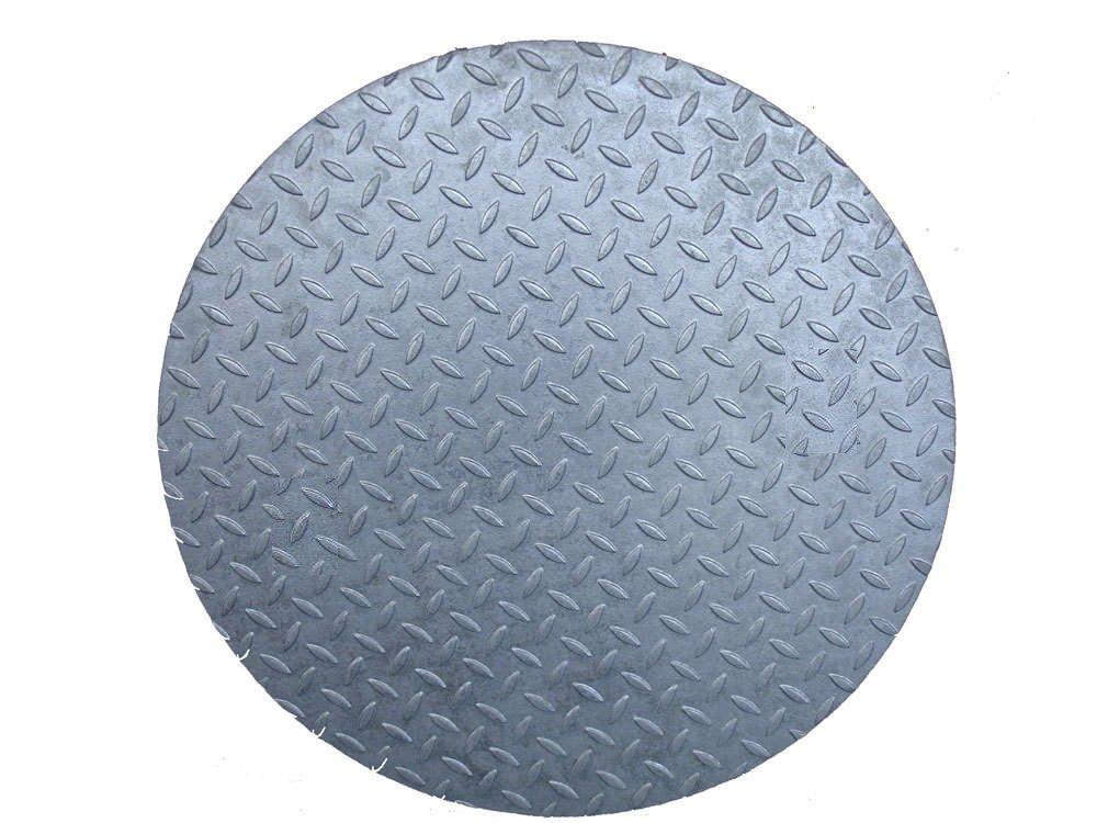 Stahldeckel befahrbar bis 2,2 t