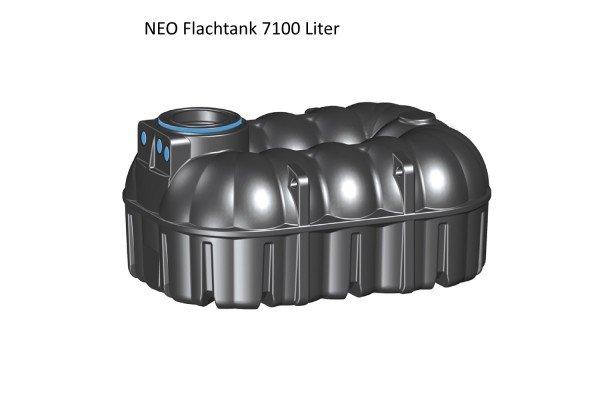 NEO Flachtank 7100