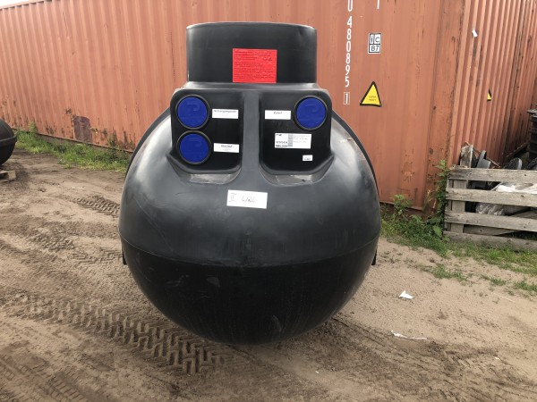 BlueLine II Tank 2600 Liter