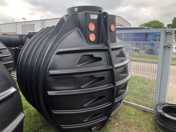 RWT Classic Tank 6000 Liter