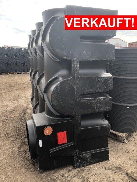 RWT Flachtank 5000 Liter