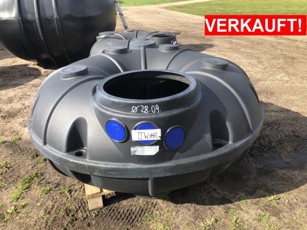 NEO-Flachtank 1500 Liter