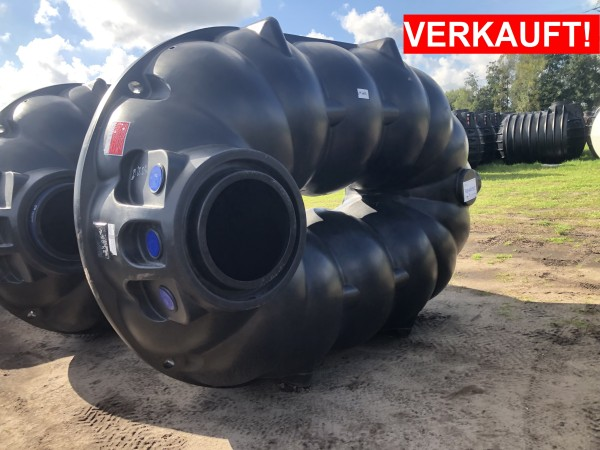 NEO Flachtank 5000 Liter