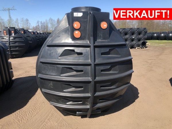 RWT Classic Tank 7500 Liter