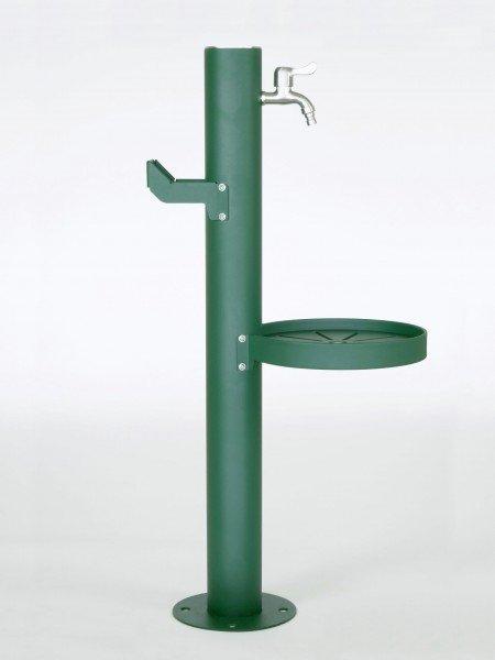 Wasserzapfsäule STELIA - tannengrün