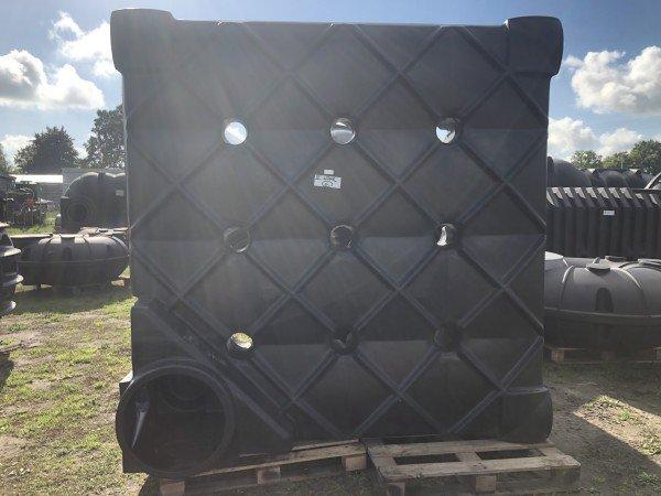 F-Line Flachtank 3000 Liter