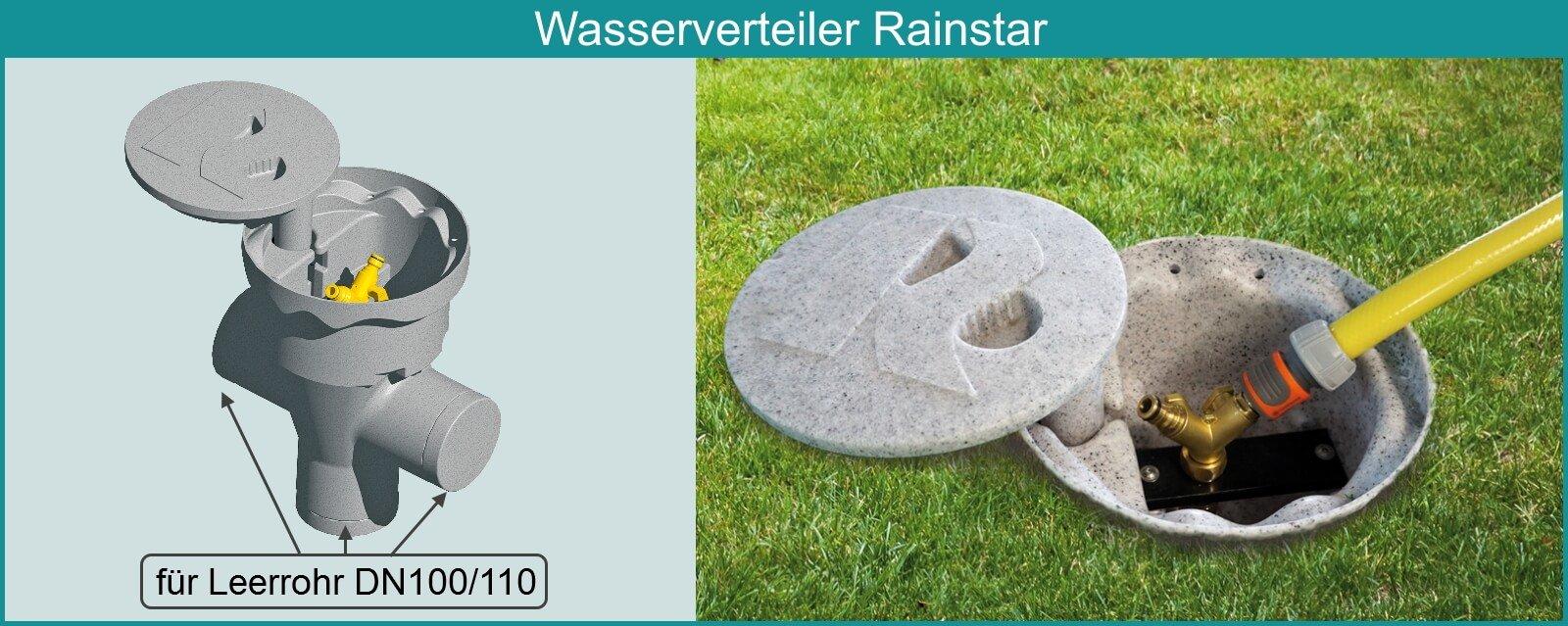 Rainstar-beschriftet