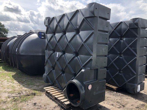 Versickerungs-Tank 3000L